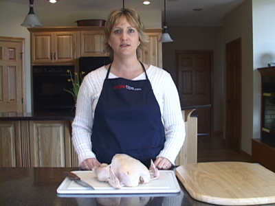 Cutting up a Chicken for Your Favorite Chicken Recipes Video