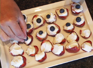 summertime appetizers Video