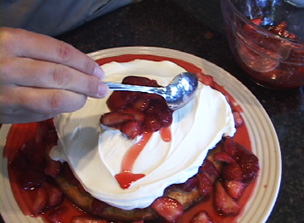 How to Make Strawberry Shortcake Video