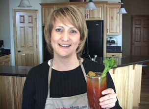 How to Make a Bloody Mary Video