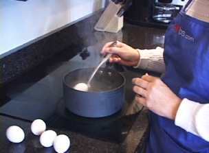 How to Cook Hard Boiled Eggs Video