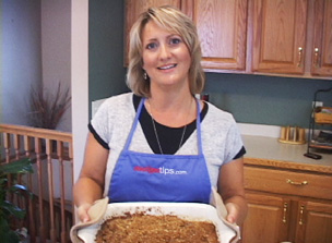 how to make an easy apple crisp Video
