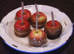 How To Make Caramel Apples Video
