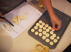 How to Freeze Bananas Video