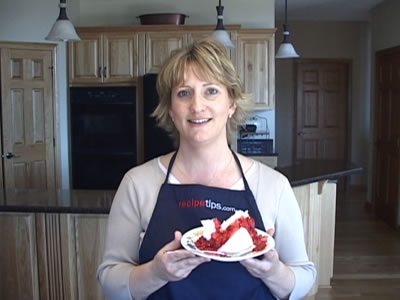 how to make strawberry sauce Video