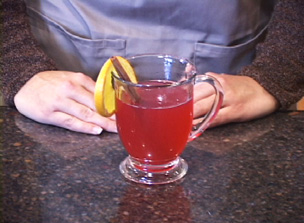 Holiday Cranberry Tea Video