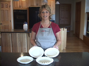 How To Crimp A Pie Crust Video