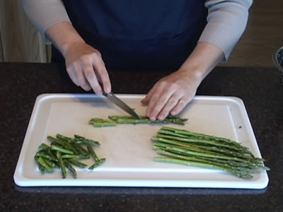 easy asparagus preparation for terrific asparagus recipes Video