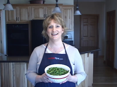Steaming Asparagus for Your Favorite Asparagus Recipes Video