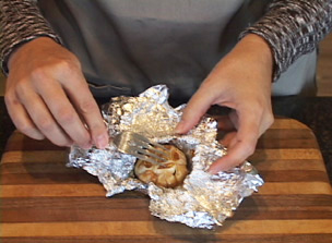 How to Roast Garlic Video