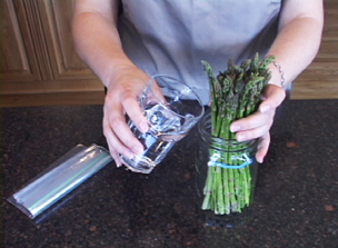 how to store fresh asparagus Video